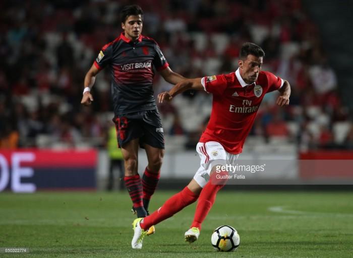 Previa: SC Braga VS Benfica: duelo por entrar en la pelea por la Liga NOS