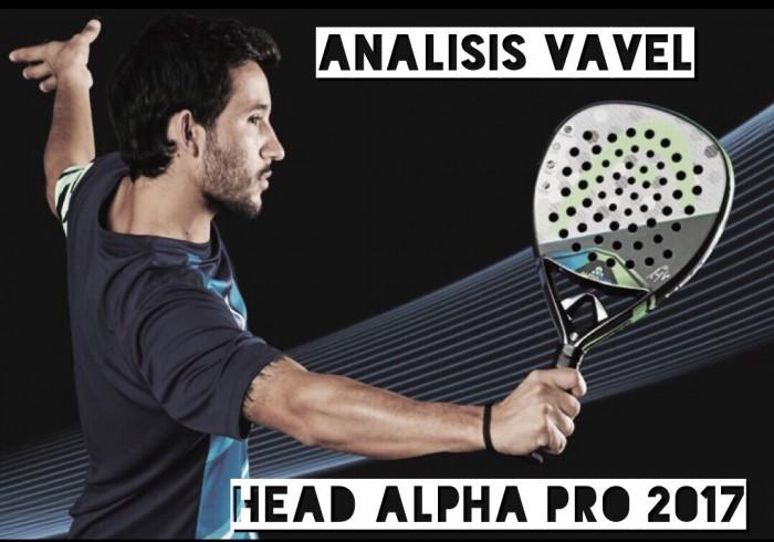 Análisis Vavel: Head Graphene Touch Alpha Pro 2017