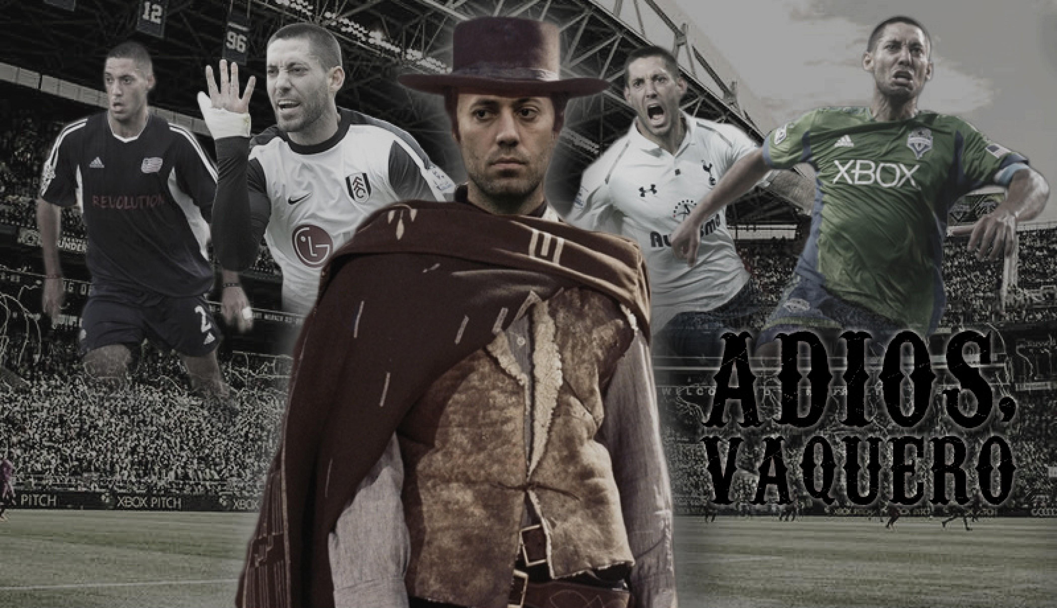 Dempsey, adios vaquero