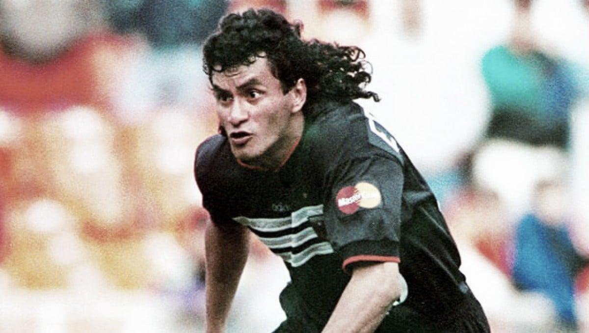 'Diablo' Etcheverry, primera estrella de la MLS