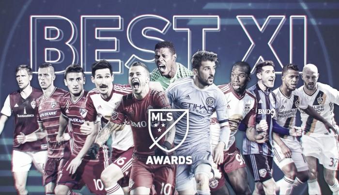 XI Ideal MLS 2016: El ataque es protagonista