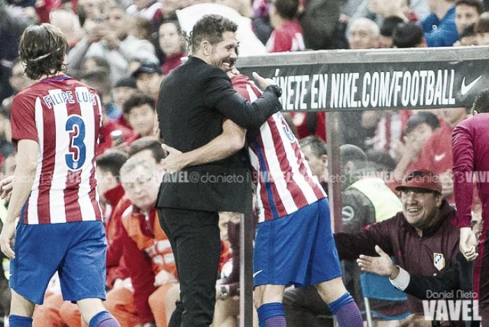 Fotos e imágenes del Atlético de Madrid - Granada CF, jornada 8ª LaLiga Santander 2016/17