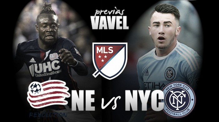 Previa New England Revolution – New York City FC: tres puntos con distinto significado
