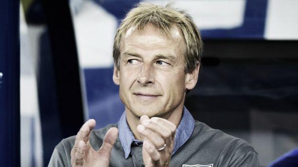 Klinsmann confía en la veteranía
