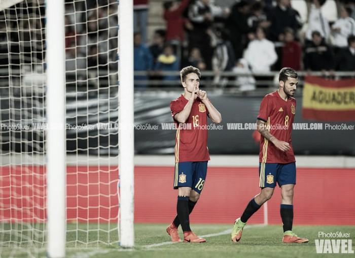 """Denis Suárez: """"Portugal es de los más fuertes"""""""