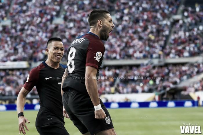 Dempsey manda a Estados Unidos a cuartos