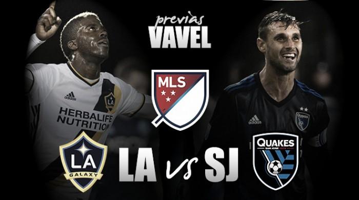 Previa Los Angeles Galaxy – San Jose Earthquakes: los PlayOff´s en juego