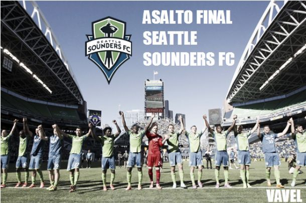Asalto final de Seattle Sounders