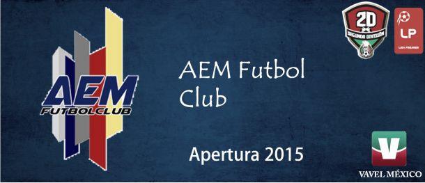 Segunda División Premier: AEM Fútbol Club
