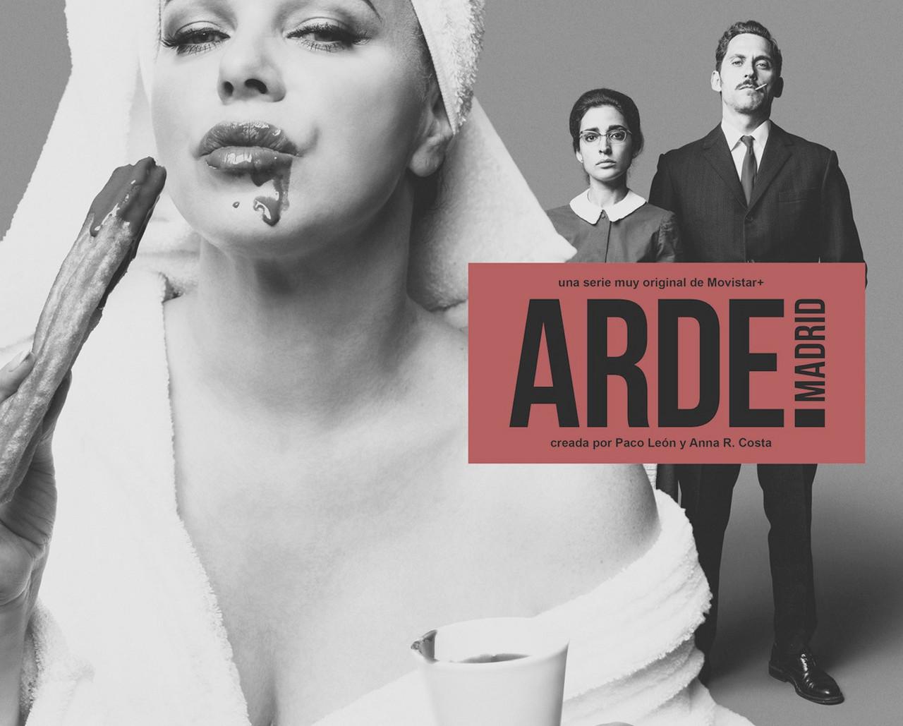 Se cancela la segunda temporada de 'Arde Madrid'