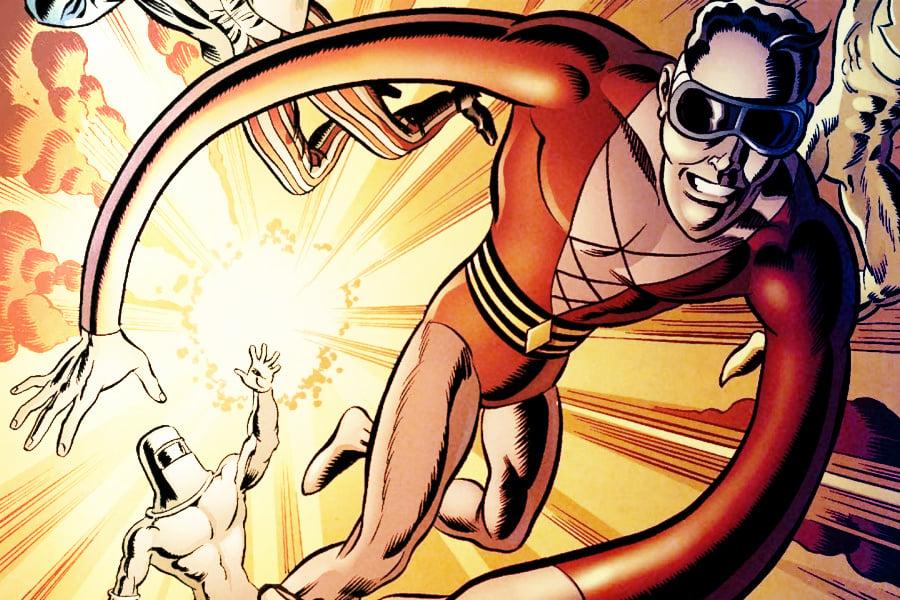 Plastic Man y Harley Quinn, las novedades de DC
