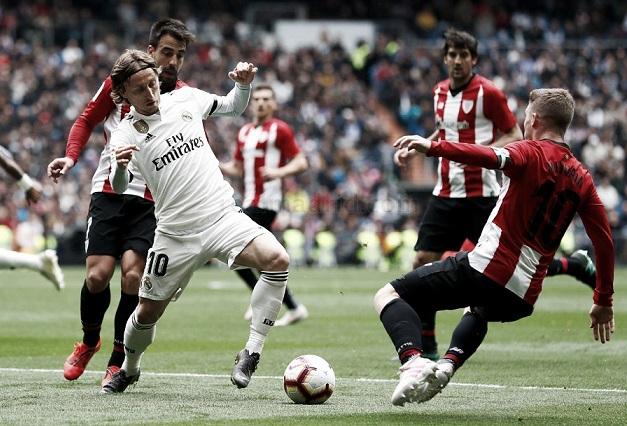 Previa Real Madrid - Athletic Club: objetivos importantes al alcance de la mano
