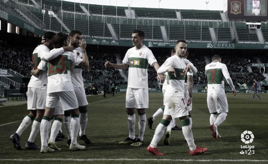 Resumen de la temporada 2018/2019 Elche CF: año de objetivos cumplidos