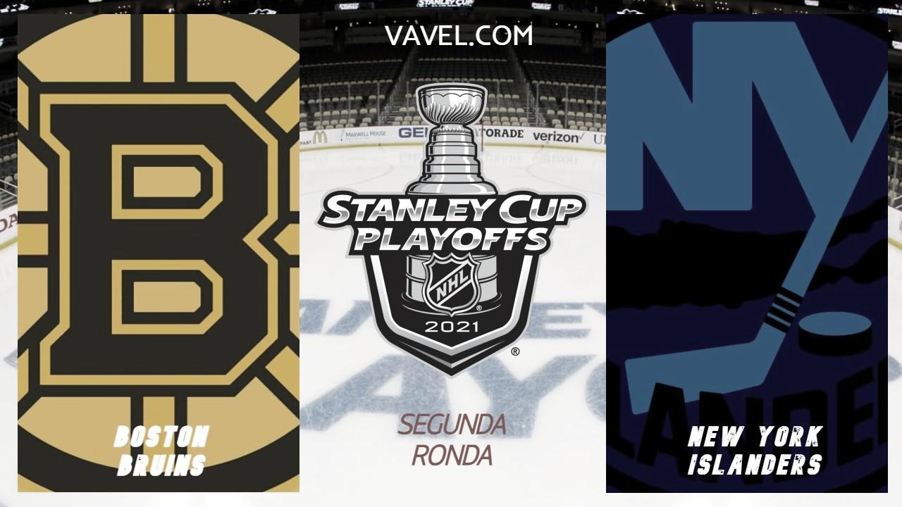Previa Boston Bruins - New York Islanders: con la final a cuatro entre ceja y ceja