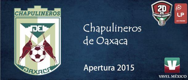 Segunda División Premier: Chapulineros de Oaxaca