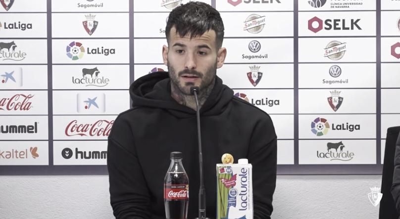 """Rubén García: """"Tenemos que seguir partido a partido"""""""