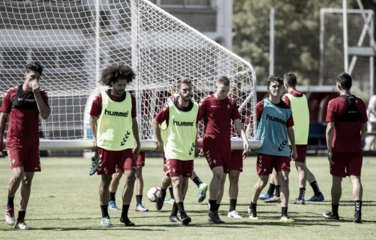 Análisis plantilla Osasuna 2018/19: pocas incorporaciones y apuesta por cantera