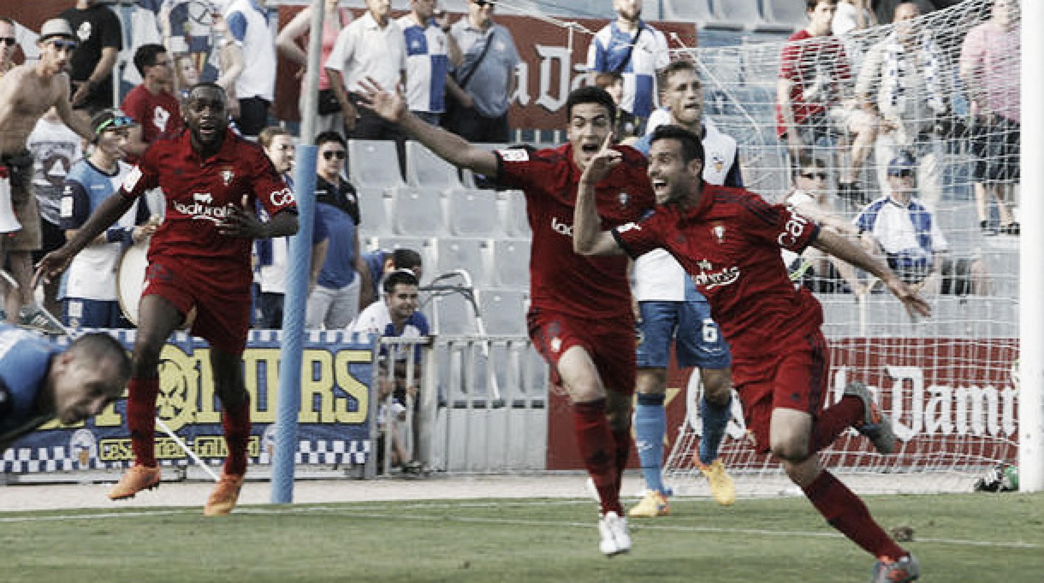 Osasuna rendirá un homenaje a Javier Flaño