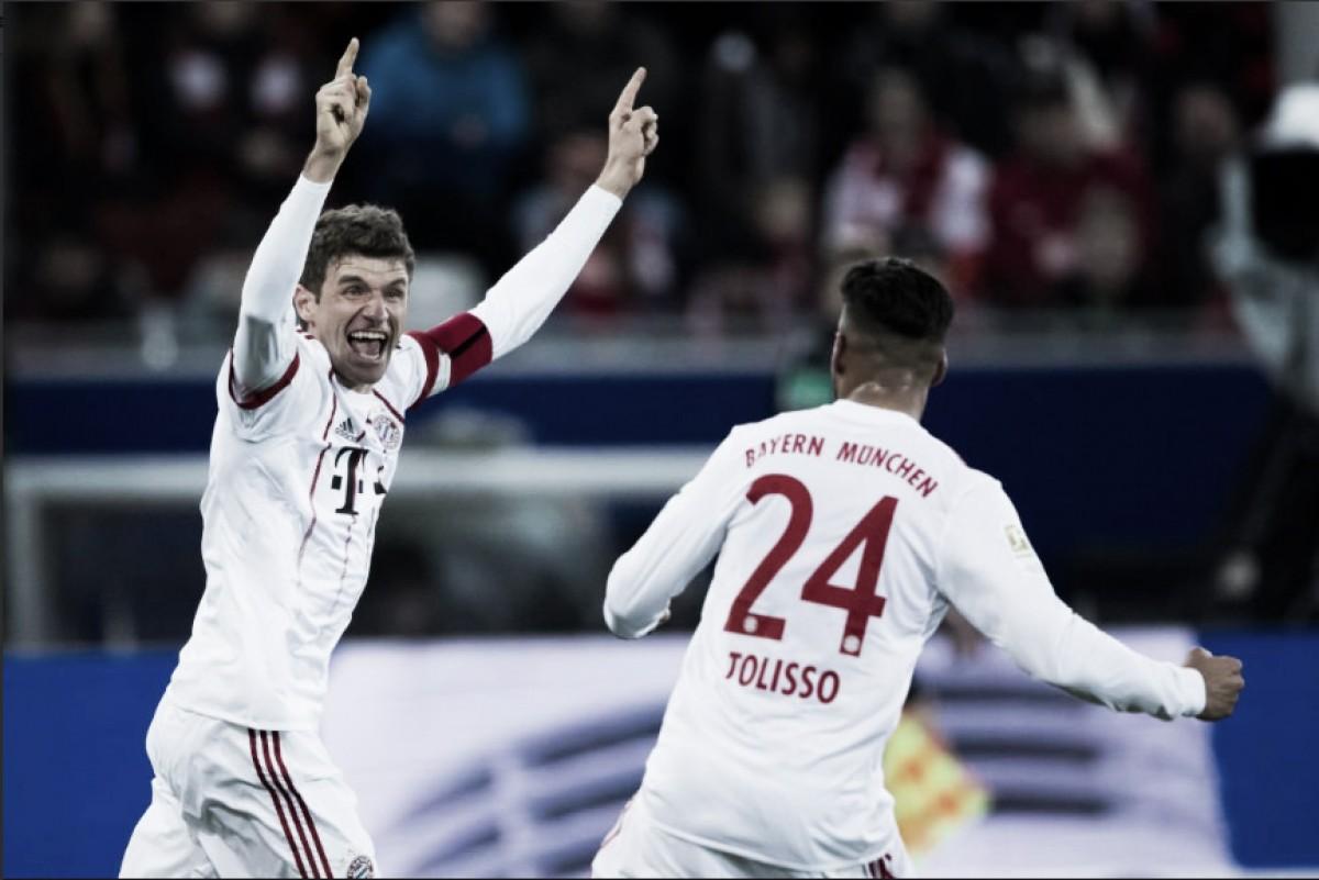 Calendario Bayern.El Bayern Cumple Con Su Calendario Vavel Com