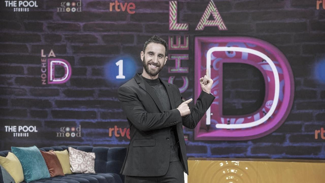 """La noche D"", el nuevo programa de Dani Rovira en TVE"