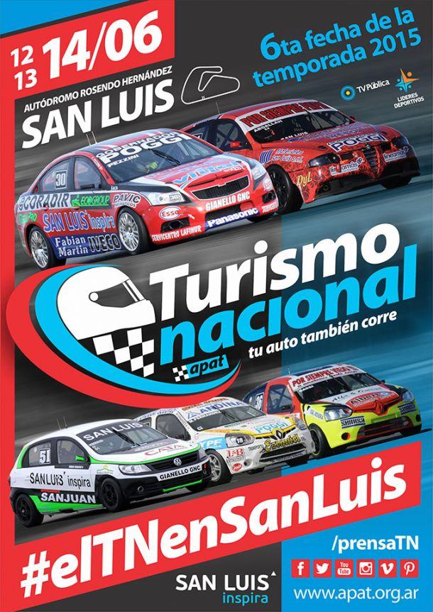 San Luis ya palpita el Turismo Nacional