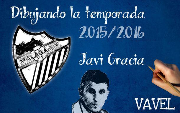Dibujando la temporada 2015/2016: Javi Gracia