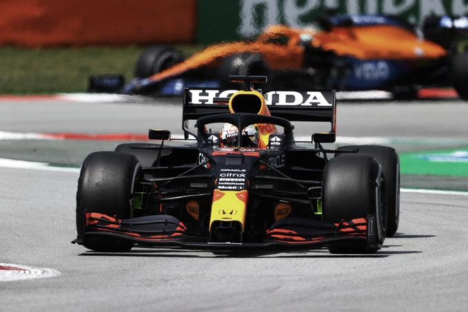 GP de España. Libres 1: Mañana soleada en Barcelona