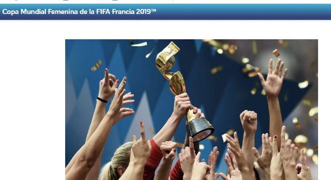 El camino de las 24 selecciones en la Copa del Mundo femenina