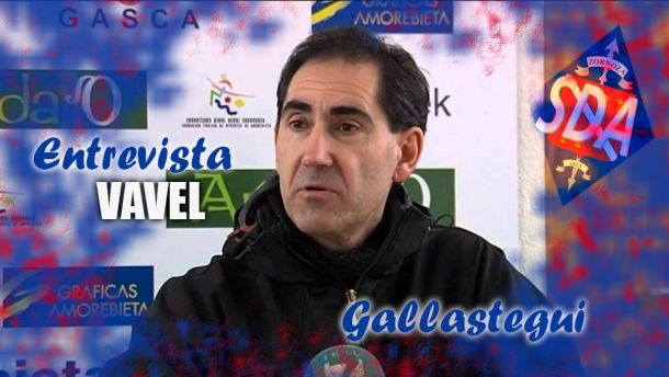 """Entrevista. Gallastegi: """"Me sentí en la obligación de estar a disposición de lo que el club considerase oportuno"""""""