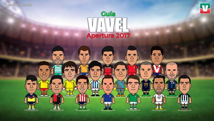 Guía VAVEL del Apertura 2017 de la Liga Bancomer MX
