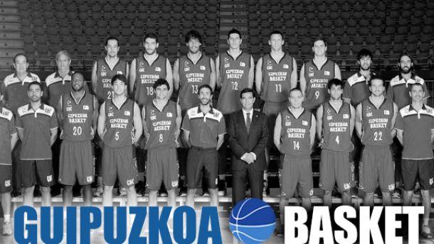 Gipuzkoa Basket 2013/2014