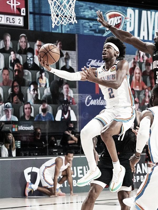 Crónica NBA: Oklahoma pone patas arriba la serie