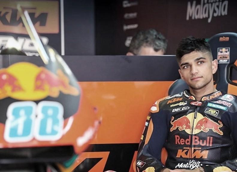 """Jorge Martín: """"Mi primera opción es subir a MotoGP con Ducati"""""""
