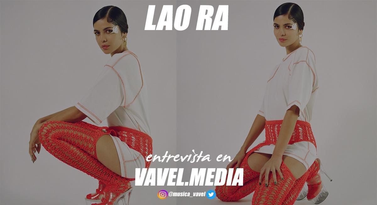 """Entrevista. Lao Ra: """"Con """"Entendido!"""" quiero invertir los roles de género para mandar un mensaje social"""""""