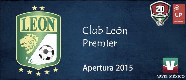 Segunda División Premier: Club León Premier