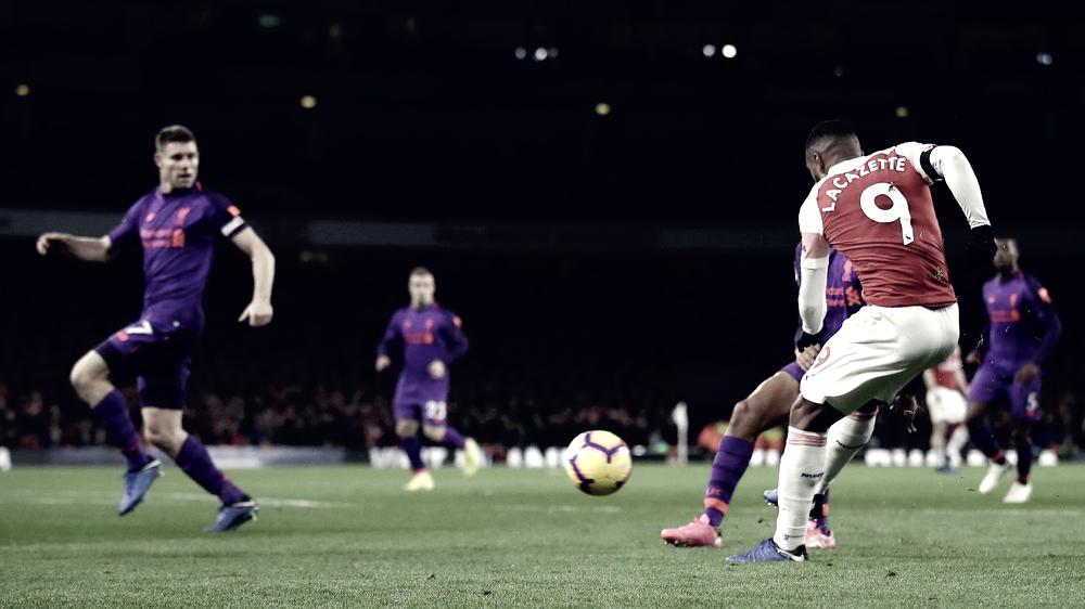 Previa Liverpool vs Arsenal: acabar el año con buen pie
