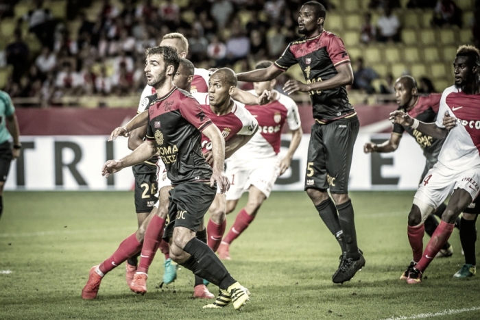 Resumen EA Guingamp vs AS Mónaco en Ligue 1 2017 (1-2)