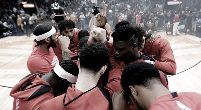 New Orleans Pelicans: Zion luchará por sus primeros Playoffs