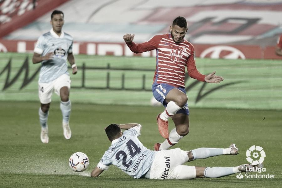 Granada CF 0-0 Celta de Vigo: pura exigencia táctica