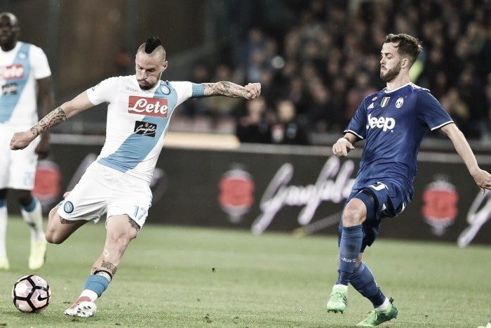 Previa Napoli - Juventus: duelo de titanes