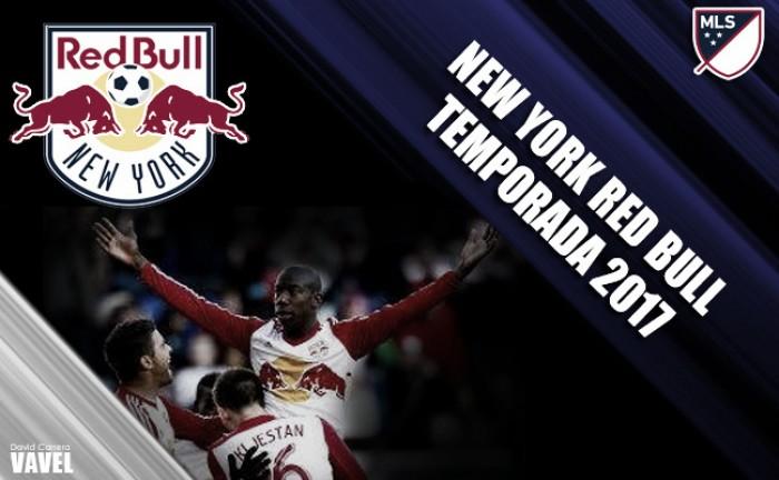 New York Red Bulls 2017: momento de dar un paso adelante