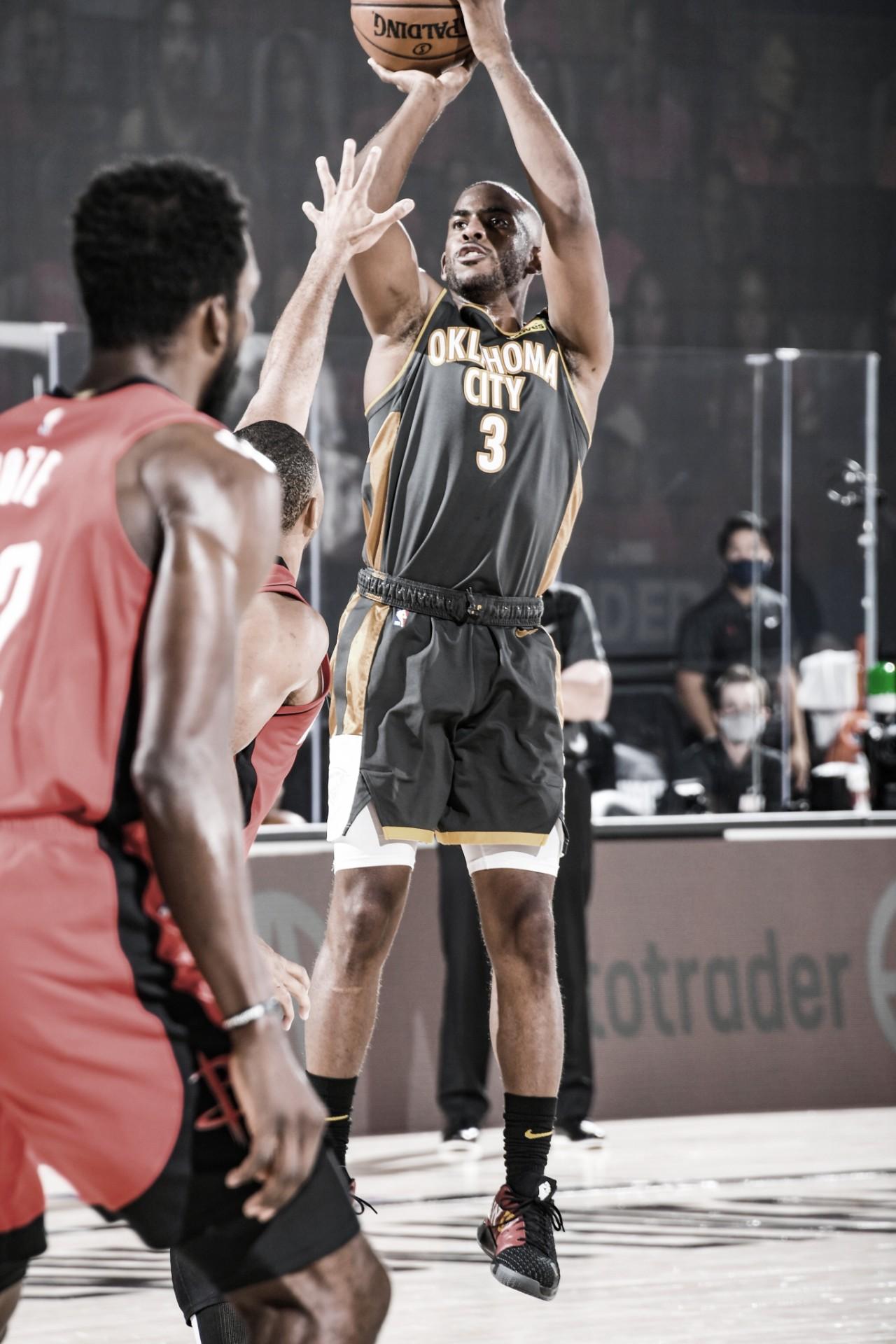 Crónica NBA: Chris Paul pone contra las cuerdas a los Rockets y fuerza el séptimo