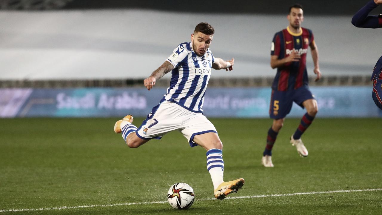 Resumen Córdoba vs Real Sociedad en la Copa del Rey (0-2)