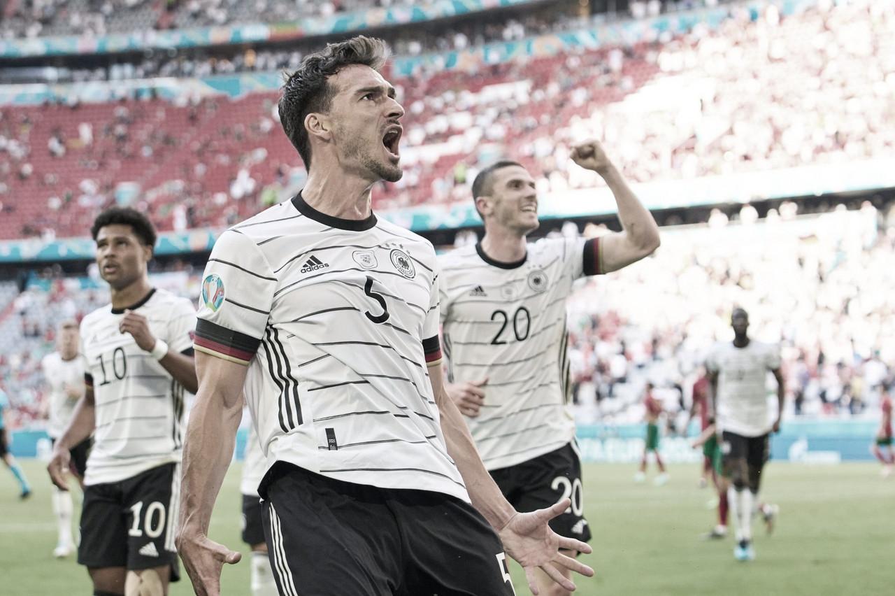 Previa Alemania vs Hungría: la última oportunidad de la fase de grupos