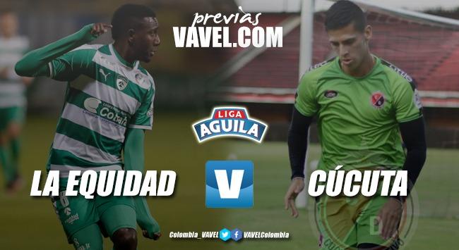 Previa La Equidad vs Cúcuta Deportivo: otro compromiso por la lucha del liderato