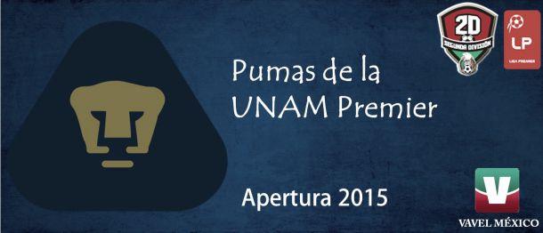 Segunda División Premier: Pumas de la UNAM Premier