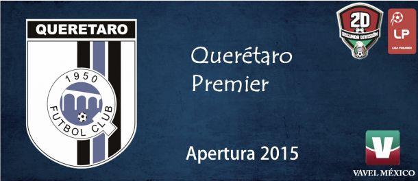 Segunda División Premier: Querétaro Premier