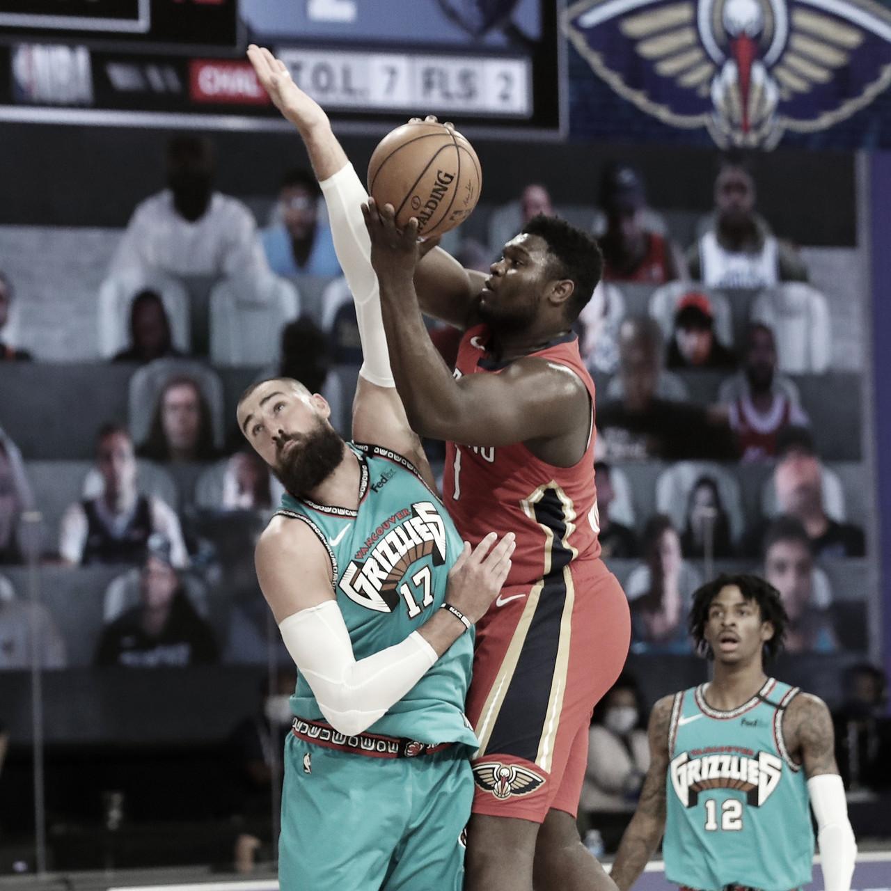 Resumen de la jornada NBA: Memphis se mete en problemas