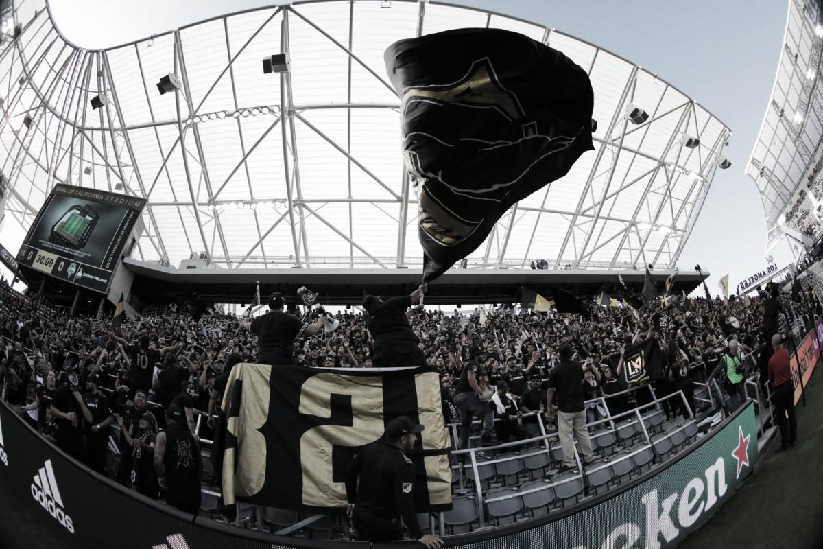Resumen de la novena semana en la MLS 2018: blanco o negro