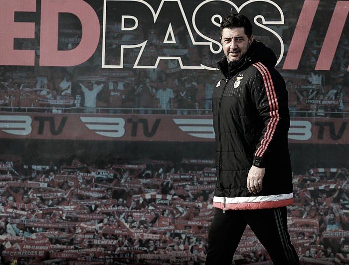"""Rui Vitória: """"Ambos equipos tenemos una dimensión europea enorme"""""""